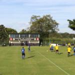 Cambura faz primeiro jogo-treino da temporada
