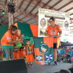 CEI Orlando Souza Filho homenageia Cambura em Tarde Literária
