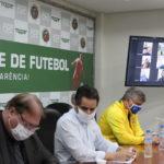 Clubes e FCF decidem pelo adiamento do início da Série B