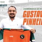 Gustavo Pinheiro é o novo coordenador de futebol da Cambura