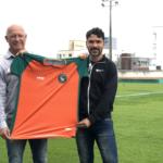 Mauro Ovelha e Rony: Dupla de peso na área técnica da Cambura