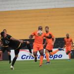Cambura bate o Criciúma em primeiro teste da pré-temporada