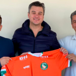 Camboriú FC firma parceria com empresa Success International Marketing Sports