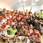 Camboriú quebra tabu e vence o Inter de Lages na Serra Catarinense