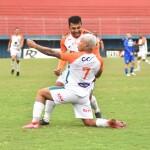 Final: Cambura empata em 1 a 1 na partida de ida contra o Barra